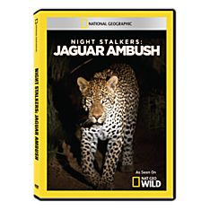 Night Stalkers: Jaguar Ambush DVD-R