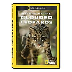 Return of the Clouded Leopards DVD-R
