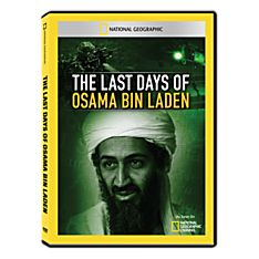 The Last Days of Osama Bin Laden DVD-R