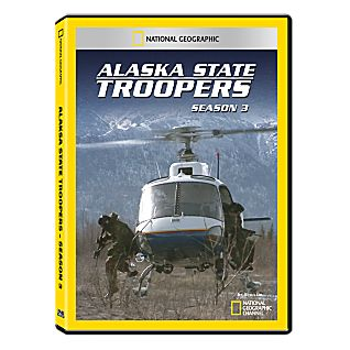 View Alaska State Troopers Season Three DVD Set image