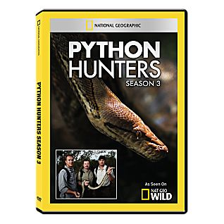 View Python Hunters: Season Three DVD-R image