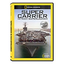 Super Carrier: Hi-Tech Superlaunch DVD-R, 2011