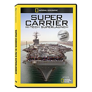 View Super Carrier: Hi-Tech Superlaunch DVD-R image