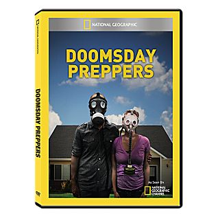 Doomsday Preppers DVD-R