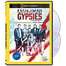 American Gypsies DVD-R
