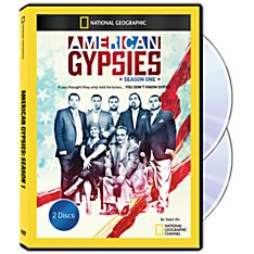American Gypsies DVD-R, 2012