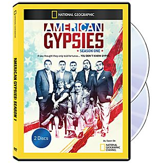 View American Gypsies DVD-R image