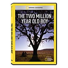 The Two-Million Year Old Boy DVD-R