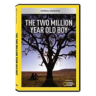 View The Two-Million Year Old Boy DVD-R image