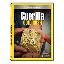Guerilla Gold Rush DVD-R