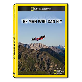 The Man Who Can Fly DVD-R