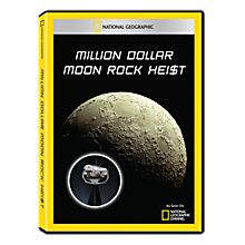 Million Dollar Moon Rock Heist DVD-R, 2012