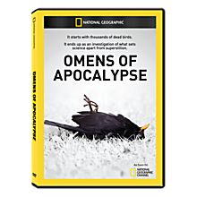 Omens of the Apocalypse DVD-R, 2012