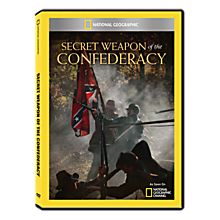 Secret Weapon of the Confederacy DVD-R, 2012