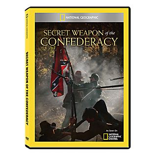 Secret Weapon of the Confederacy DVD-R