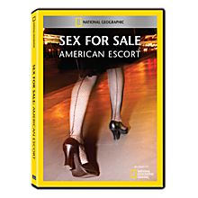 Sex for Sale: American Escort DVD-R