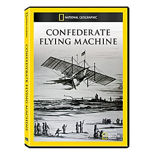 Confederate Flying Machine DVD-R