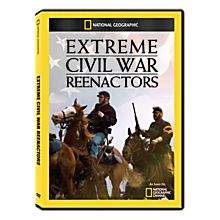 Extreme Civil War Reenactors DVD-R