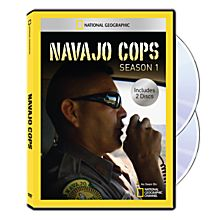 Navajo Cops Season One DVD-R