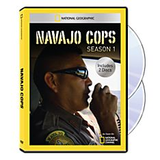 Navajo Cops Season One DVD-R, 2012