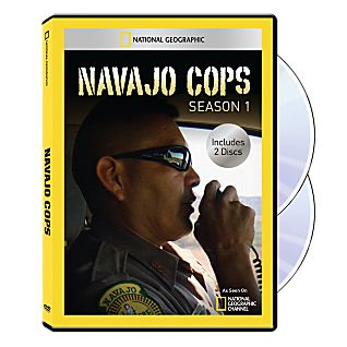 View Navajo Cops Season One DVD-R image