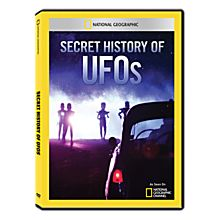 Secret History of UFOs DVD-R