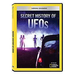 View Secret History of UFOs DVD-R image