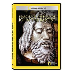 Search for the Head of John the Baptist DVD-R, 2012