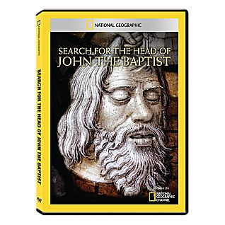 Search for the Head of John the Baptist DVD-R