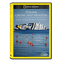 Italian Cruise Ship Disaster: The Untold Stories DVD-R, 2012