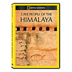 Cave People of the Himalaya DVD-R
