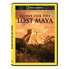 Quest for the Lost Maya DVD-R