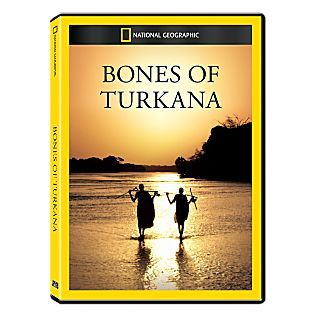 View Bones of Turkana DVD-R image