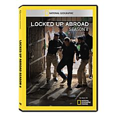 Locked Up Abroad Season Six DVD-R, 2012
