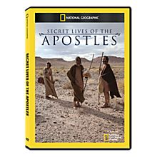 Secret Lives of the Apostles DVD-R, 2012