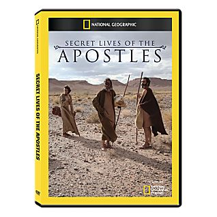 View Secret Lives of the Apostles DVD-R image