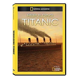 View Rebuilding Titanic DVD-R image