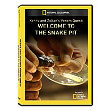 Kenny & Zoltan's Venom Quest: Welcome to the Snake Pit DVD-R