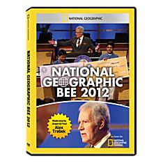 National Geographic Bee 2012 DVD-R