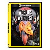 World's Weirdest DVD-R 1095548