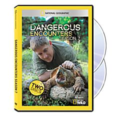 Dangerous Encounters Season Seven DVD-R Set, 2012