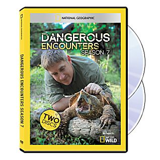 View Dangerous Encounters Season Seven DVD-R Set image