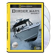Border Wars Season Four DVD-R Set, 2012