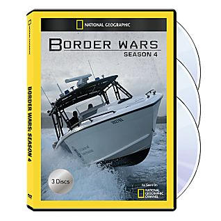 View Border Wars Season Four DVD-R Set image