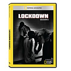 Lockdown Season Five DVD-R