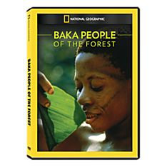 Baka: People of the Forest DVD-R