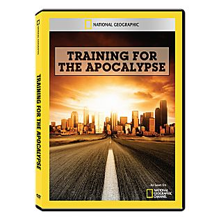 Training for the Apocalypse DVD-R
