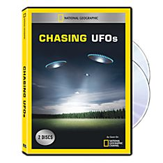 Chasing UFOs DVD-R
