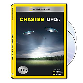View Chasing UFOs DVD-R image