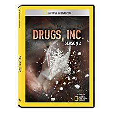 Drugs, Inc. Season Two DVD-R, 2012